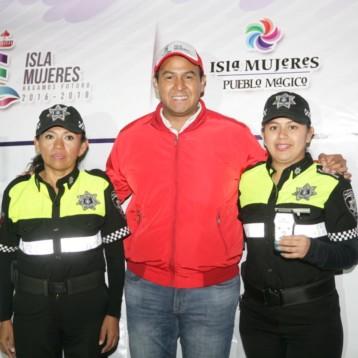 """Mayor seguridad vial en Isla Mujeres con el programa """"Conduce sin alcohol"""""""