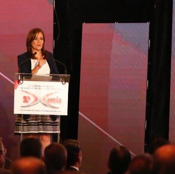 """A pesar de inequidad en spots """"les voy a ganar"""", advierte Margarita Zavala"""