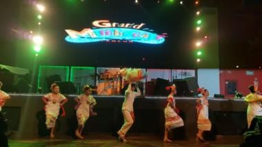 Exitosa participación del ballet folclórico infantil en el XXXIX encuentro de danza Danzarte