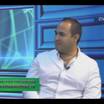 Jonathann Estrada entrevista al Presidente Municipal de IM #BeSmart