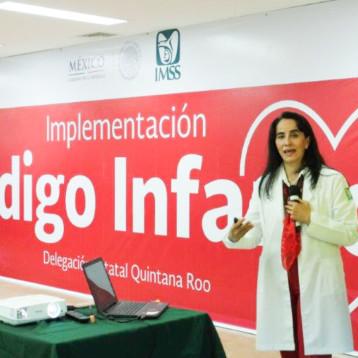 IMSS QUINTANA ROO SE INTEGRA AL CÓDIGO INFARTO