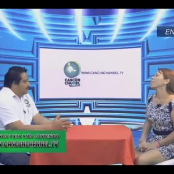 Evento con fines altruistas con Dana López activista