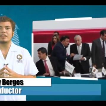 """FIRMAN """"DECLARACIÓN POR LA DEMOCRACIA Y LA LEGALIDAD PARA EL PROCESO ELECTORAL 2018"""""""
