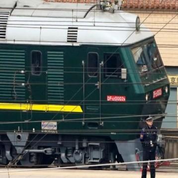 Llegada de tren norcoreano a China aviva rumor sobre visita de Kim Jong