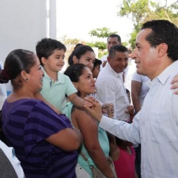 Más y mejores cuidados tendrán 254 niños y niñas en el CIPI de Villas Otoch