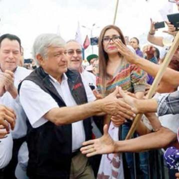 Si Slim quiere NAICM, que lo fondee: AMLO; insiste en proyecto en Santa Lucía