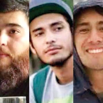 Disolvieron cuerpos de estudiantes; y cae asesino de periodista