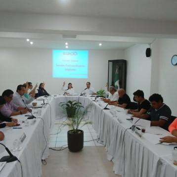 No procede solicitud de separación total, promovida por el PES en su calidad de coaligado con Morena y PT
