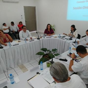 IEQROO solicitará a la secretaria de finanzas y planeación la suma de $12´746,649.62 para atender la consulta popular en el municipio de BJ