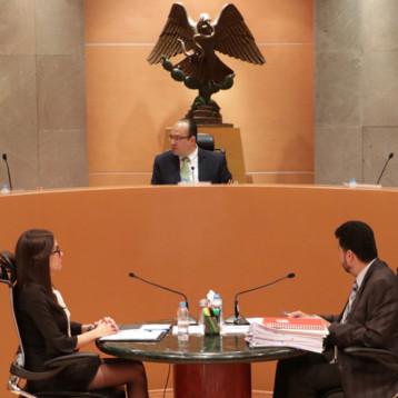 Sala Xalapa confirma candidaturas de Mildred Ávila y Adriana Teissier