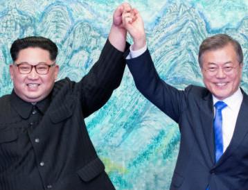 """Las dos Coreas coinciden con la """"completa desnuclearización"""" de la Península"""