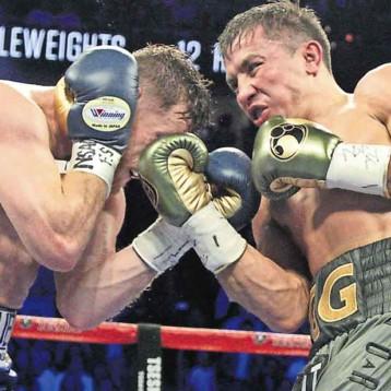 Busca Golovkin permiso para pelea alterna