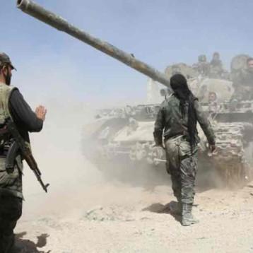 Misil mata a 26 en norte de Siria