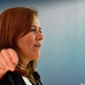 Margarita Zavala, al igual que AMLO, también plantea quitar pensión a exmandatarios