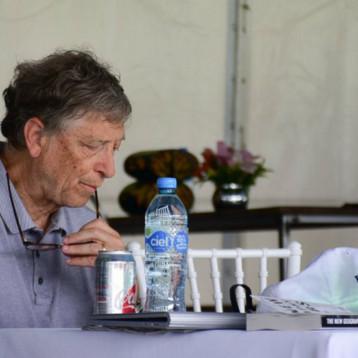 Aparece Bill Gates en Veracruz