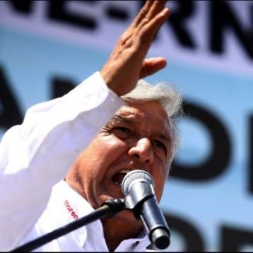 López Obrador lanza historieta contra nuevo aeropuerto