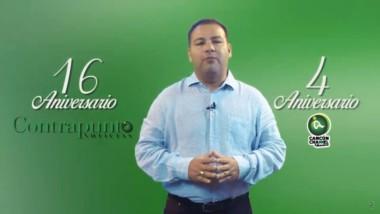 Jonathann Estrada Presidente de Contrapunto Noticias y Cancún Channel