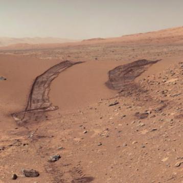 La NASA enviará a Marte abejas robóticas para explorar rincones y grietas inaccesibles del planeta rojo