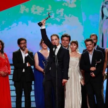 """""""Una mujer fantástica"""" tuvo gran noche en los Premios Platino"""
