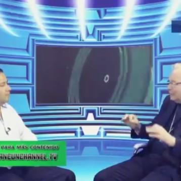 Jonathann Estrada entrevista al Obispo Pedro Pablo Elizondo Cárdenas