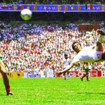 ¡Ni Diego, ni James! La tijera de Negrete, el mejor gol de la historia de los mundiales