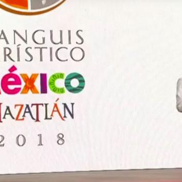 Peña Nieto inaugura el 43 Tianguis Turístico de México en Mazatlán