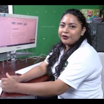 Angeles Beatriz Chacón Cen / Administradora de Grupo Contrapunto