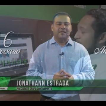 Carlos Martín Aguilar Zarao / Redes sociales y edición de video de Grupo Contrapunto
