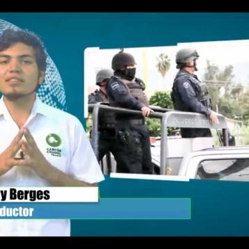 VEHÍCULO RECUPERADO CON REPORTE DE ROBO
