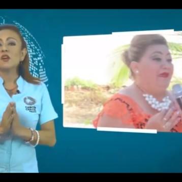 LLEVA NELIA UC SOSA REGALITOS A RANCHERÍA: LA DENUNCIAN POR CAMPAÑA ANTICIPADA
