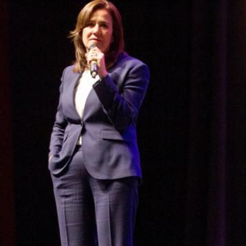 Zavala rechaza sumarse a frente contra López Obrador