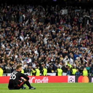 'No me lo explico', portero del Bayern Munich lamentó 'regalo' al Real Madrid