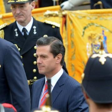 Sobre dignidad y capital: la desapercibida visita de Peña Nieto a los Países Bajos
