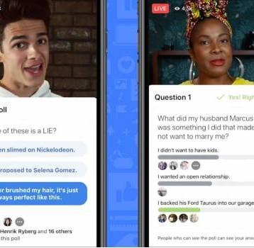 Facebook estrena juegos interactivos en videos