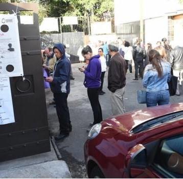 NACIONAL Piden al INE ampliar horarios de casillas por retraso en apertura