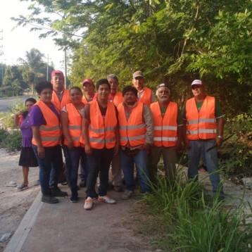 Mantiene el ayuntamiento de Isla Mujeres al municipio limpio y libre de basura