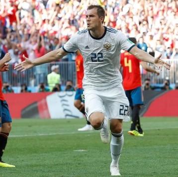 ¡Rusia a cuartos de final del Mundial! Eliminó por penales 4-3 a España