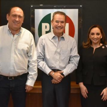 Designa Claudia Ruiz Massieu a Héctor H. Gutiérrez de la Garza como Secretario de Organización del CEN del PRI