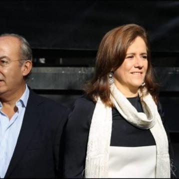 Calderón y Zavala esperan una jornada electoral pacífica