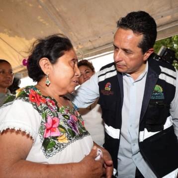 Más de tres mil 460 personas de 18 localidades mayas mejoran su calidad de vida con baños ecológicos
