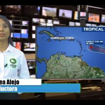 BERYL, EL PRIMERO DE LA TEMPORADA DE CICLONES TROPICALES 2018; PRONOSTICAN CHUBASCOS