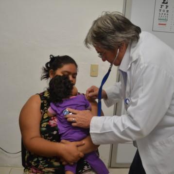 La Secretaría Estatal de Salud ofrece servicios médicos de calidad en la zona maya