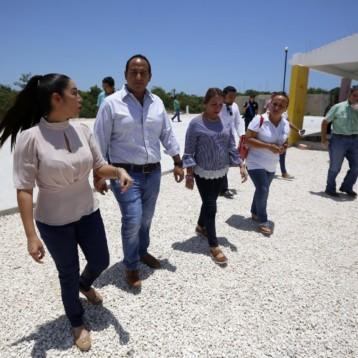 El gobierno de Isla Mujeres comprometido con la educación de la infancia Isleña