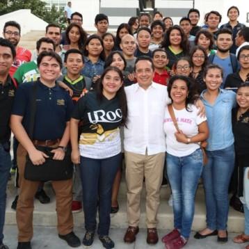 """En marcha el """"Modelo de Prevención Quintana Roo"""" para avanzar juntos en la atención de la seguridad humana"""