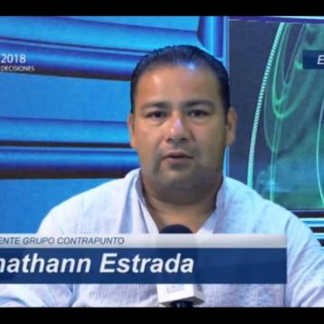 Jonathann Estrada y Gerardo García, Cobertura especial, elecciones 2018 8:00PM
