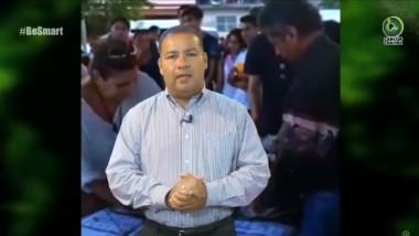 QUIEREN ROBARSE LA ELECCIÓN DE SOLIDARIDAD, CRISTINA TORRES Y JUAN CARLOS PEREYRA
