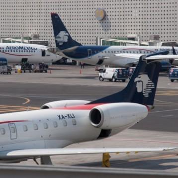 Ingresos de vuelos nacionales y paquetería foránea empujan al alza al sector servicios