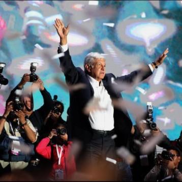 Así opinan los diarios estadounidenses de la victoria de López Obrador