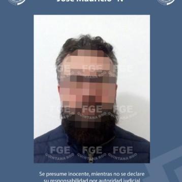 """FGE informa de audiencia de prórroga de investigación contra Mauricio """"N"""""""