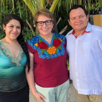 Solidaridad será estratégico en el nuevo impulso económico que tendrá el sureste mexicano: Laura Beristain